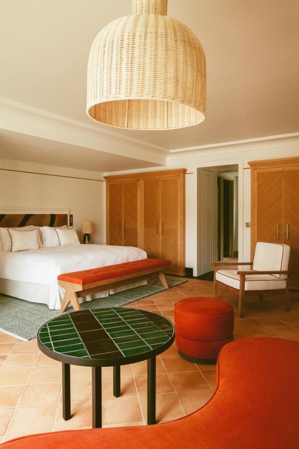 Hôtel Lou Pinet - Saint-Tropez - Chambres et suites © Matthieu Salvaing