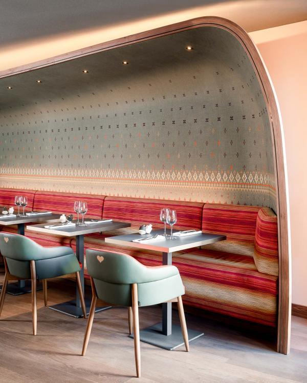 Cœur de Megève — Restaurant © DR