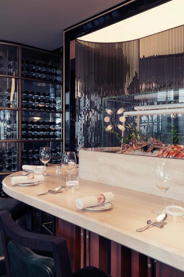Cheval Blanc Paris   Restaurant Langosteria © MB YONDER.fr