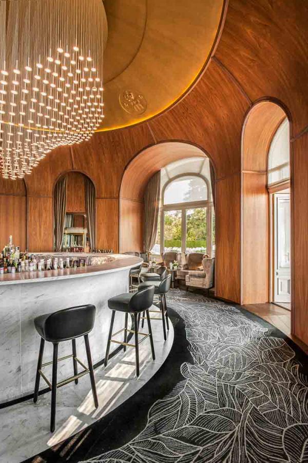 Hôtel Royal Evian - Le Bar © DR