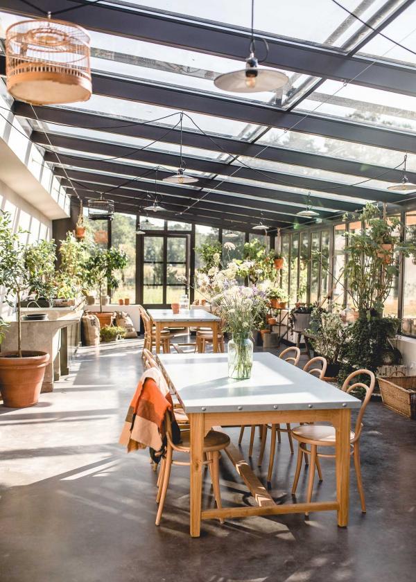 Hôtel Le Barn – Restaurant La Serre © Nomades