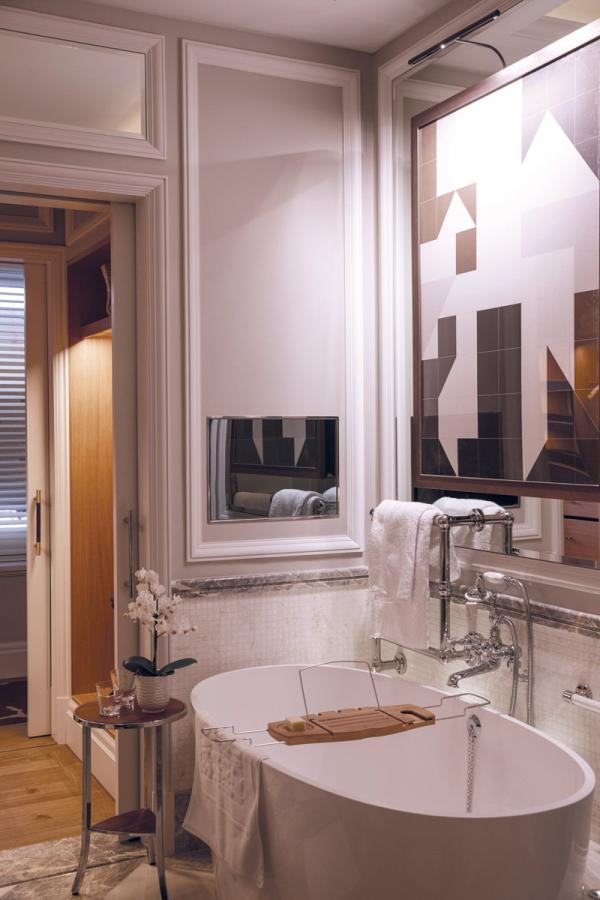 Belmond Cadogan Hotel - Salle de bain © Belmond Cadogan Hotel