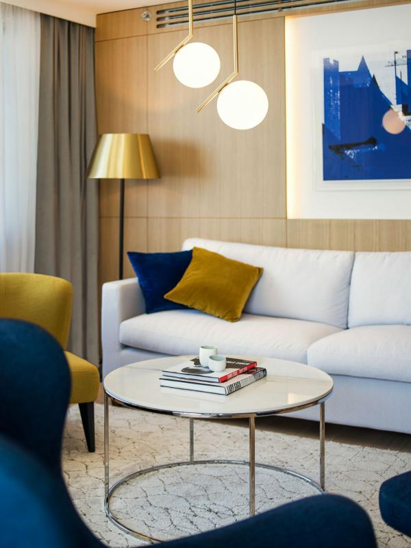 Hotel Excelsior Dubrovnik - Signature Suite © DR