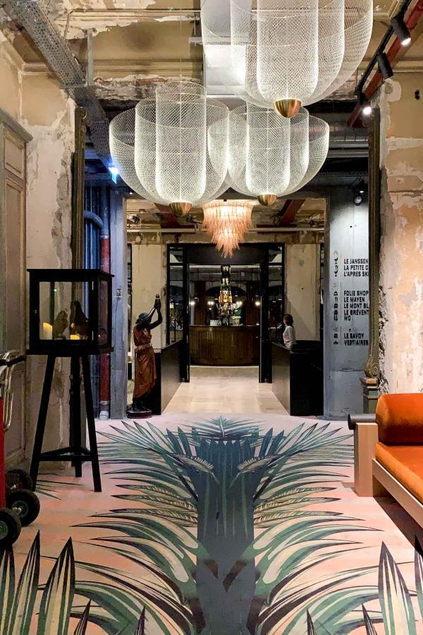 Bienvenue à La Folie Douce Hôtel Chamonix © YONDER.fr