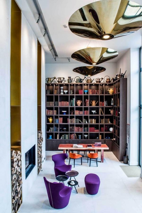 Relais de Chambord — Réception © Anne-Emmanuelle Thion