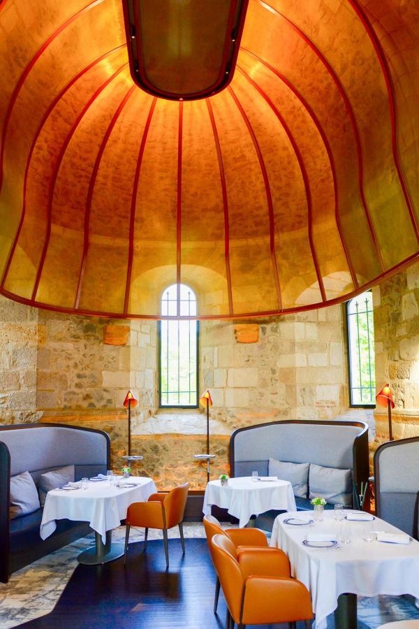 Château Saint-Jean Hôtel & Spa - Restaurant La Chapelle © Emmanuel Laveran