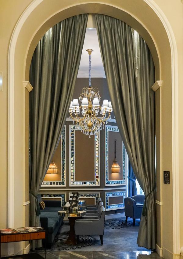 Hotel Maria Cristina © YONDER.fr