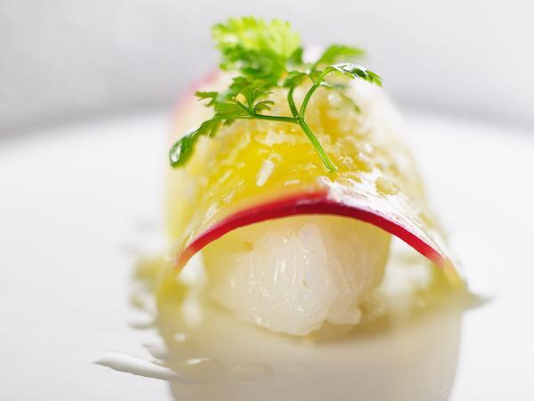 Sushi de betterave © DosSantos Lemone