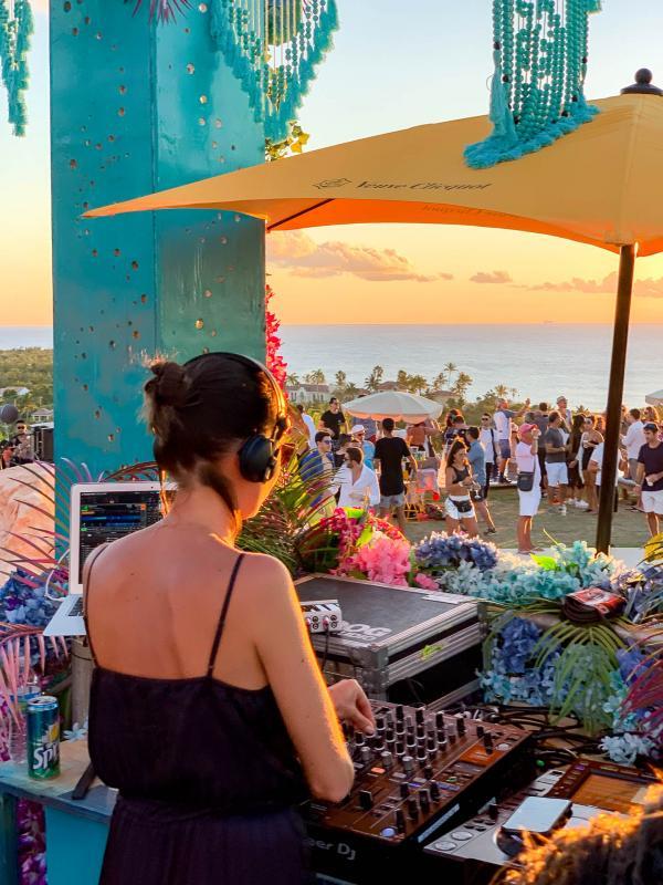 SXM Festival 2019 : la Villa Party © YONDER.fr