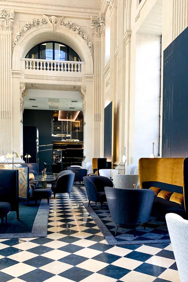 Le Dôme à l'InterContinental Lyon Hôtel-Dieu © YONDER.fr