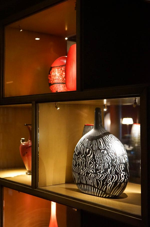 Détails de décoration au Kaito © YONDER.fr