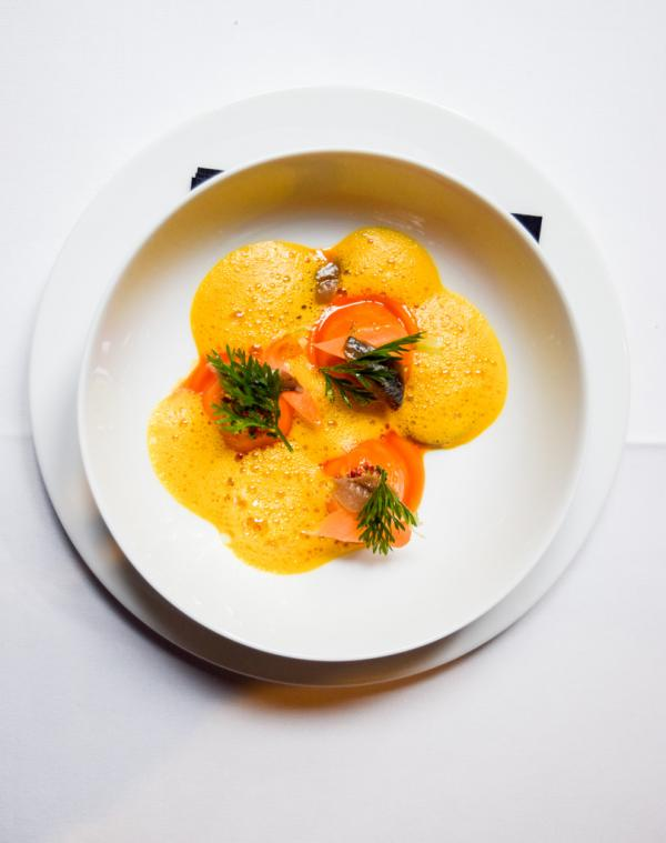 Ravioles de carottes © Yonder.fr