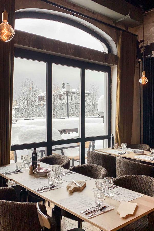 Table avec vue à La Petite Cuisine © YONDER.fr