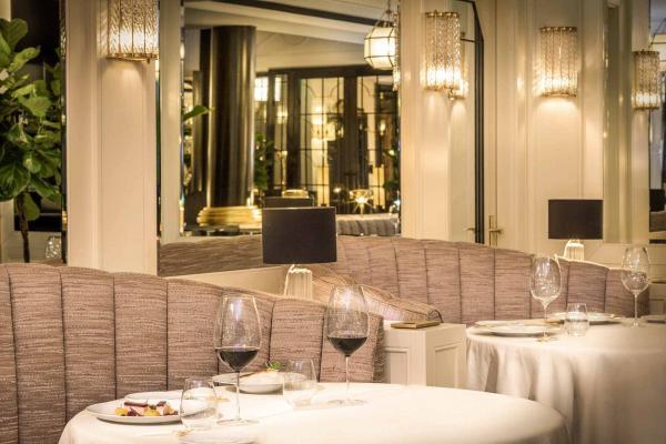 Restaurant gastronomique Le Monumental © Stefan Kraus