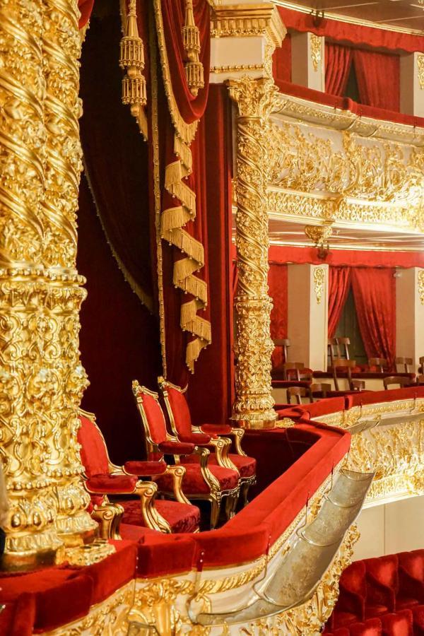 Le Théâtre du Bolchoï © YONDER.fr