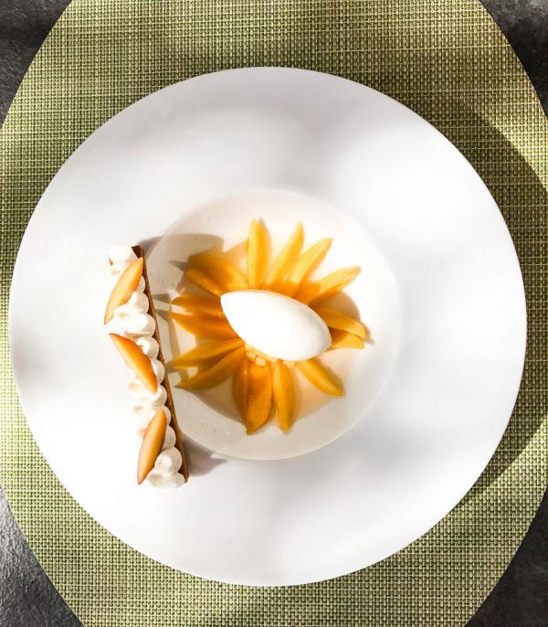 Les desserts sont l'un des points forts de La Véranda © Yonder.fr