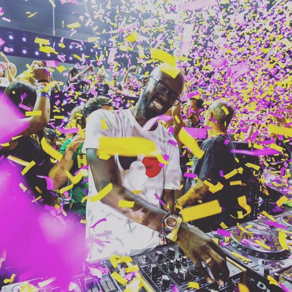 Black Coffee - Hï Ibiza 2019