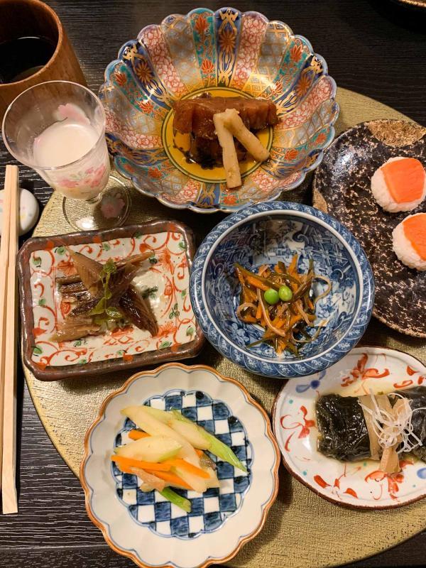 La cuisine d'Aizuwakamatsu a été façonnée par son isolement des côtes.