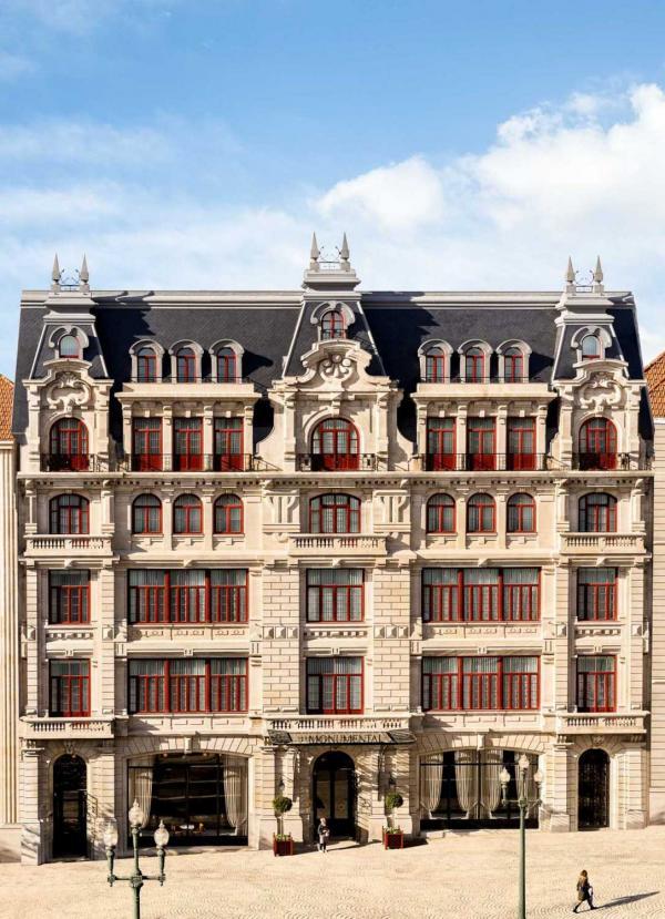 Maison Albar Hotels - Le Monumental Palace © Stefan Kraus