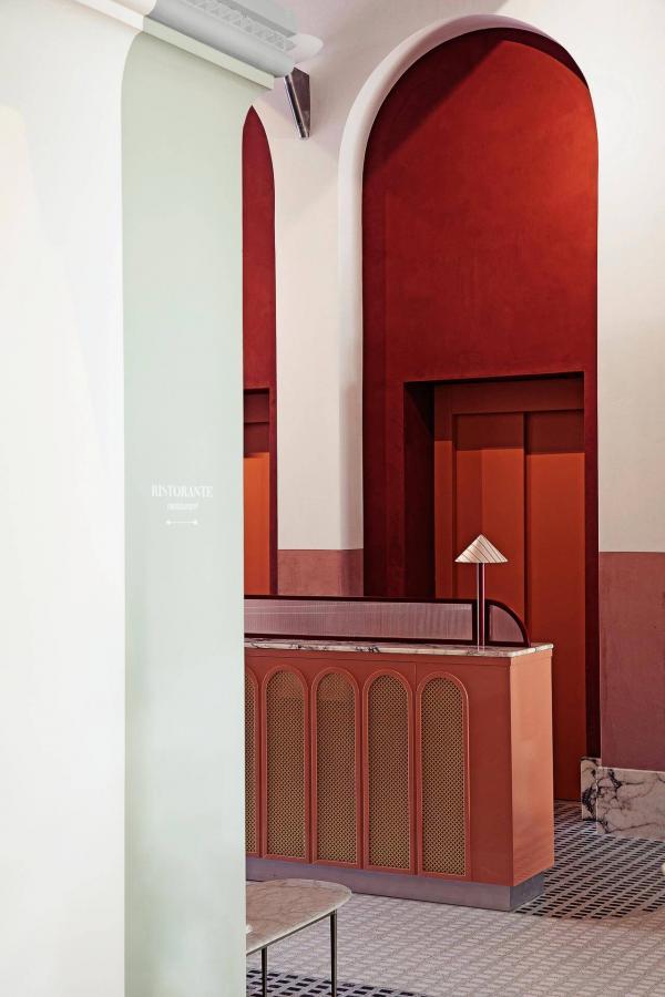 Il Palazzo Experimental, Venise - Lobby © Karel Balas