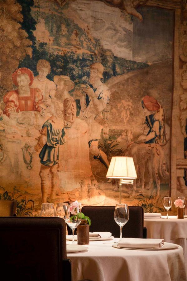 Le Restaurant gastronomique de La Mirande © Christophe Bielsa