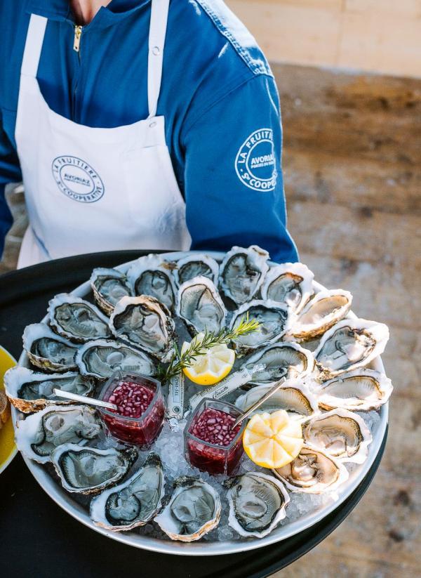 Les plats à La Fruitière sont à la fois raffinés et généreux © Olivier Godbold Photo