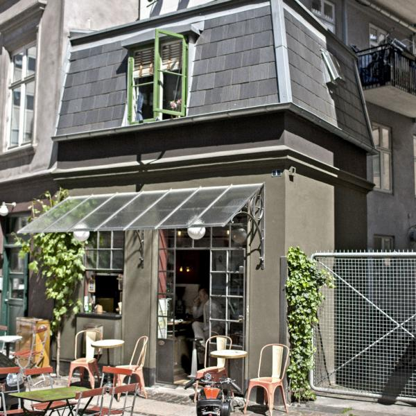 Central Hotel & Café · Copenhagen © DR
