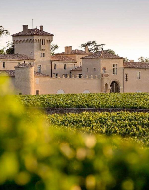 Château Lafaurie-Peyraguey — vignes © Deepix