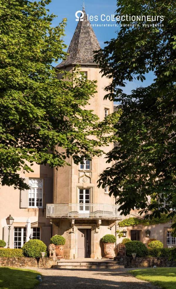 Le Château de Labro – Tour © les Collectionneurs
