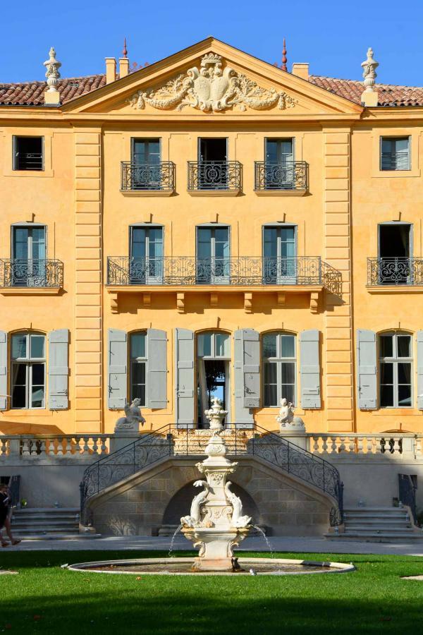 Château de Fonscolombe © YONDER.fr