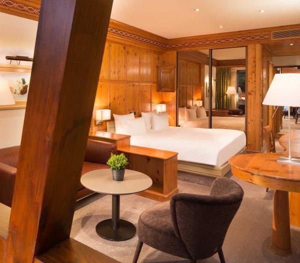 Parc Hôtel Obernai – Chambre Deluxe © DR