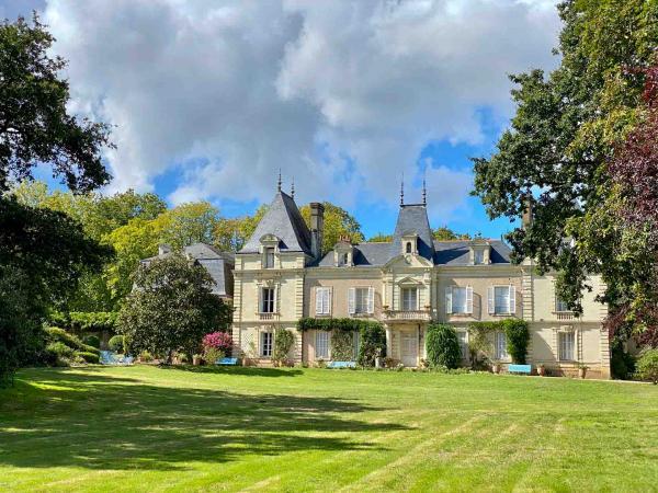 Domaine du Closel et Chateau à Savennières © EL | YONDER.fr