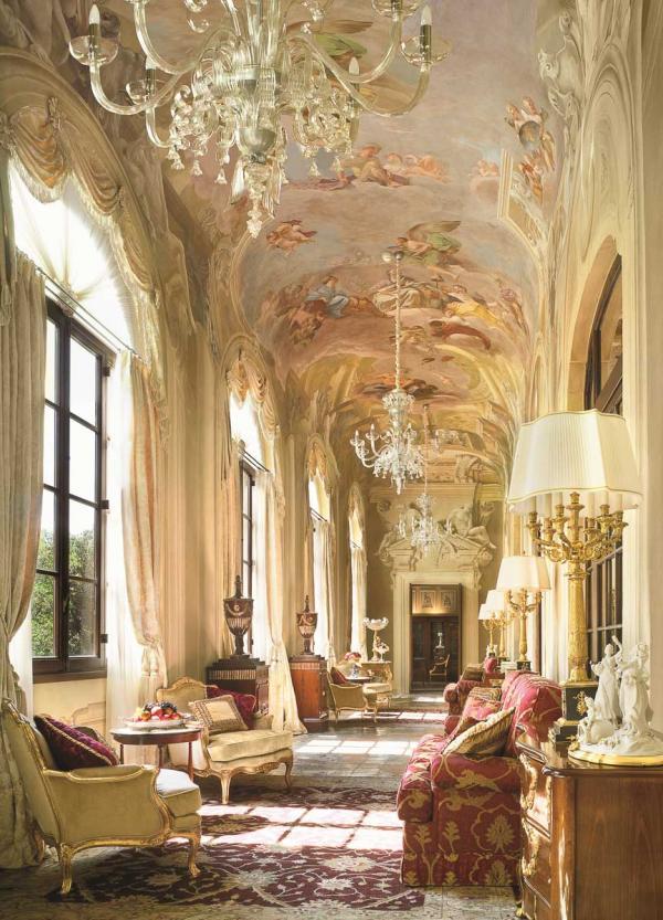 Four Seasons Hotel Firenze | Royal Suite © Four Seasons Hotels & Resorts