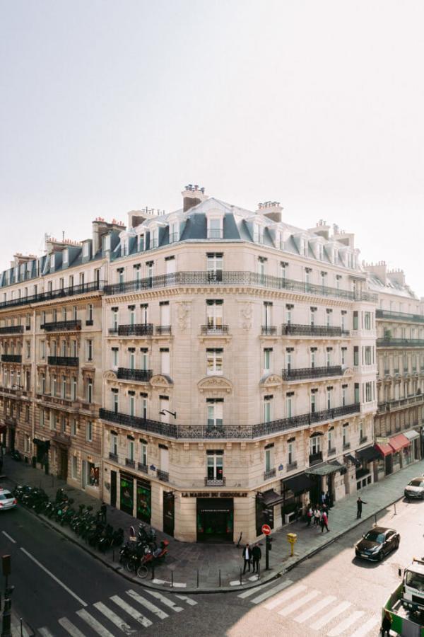 Grand Powers — façade © Rodalis photographie