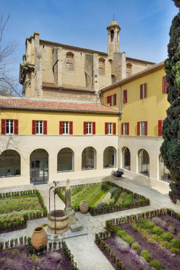 Hôtel & Spa Jules César Arles – MGallery - cloître ©DR