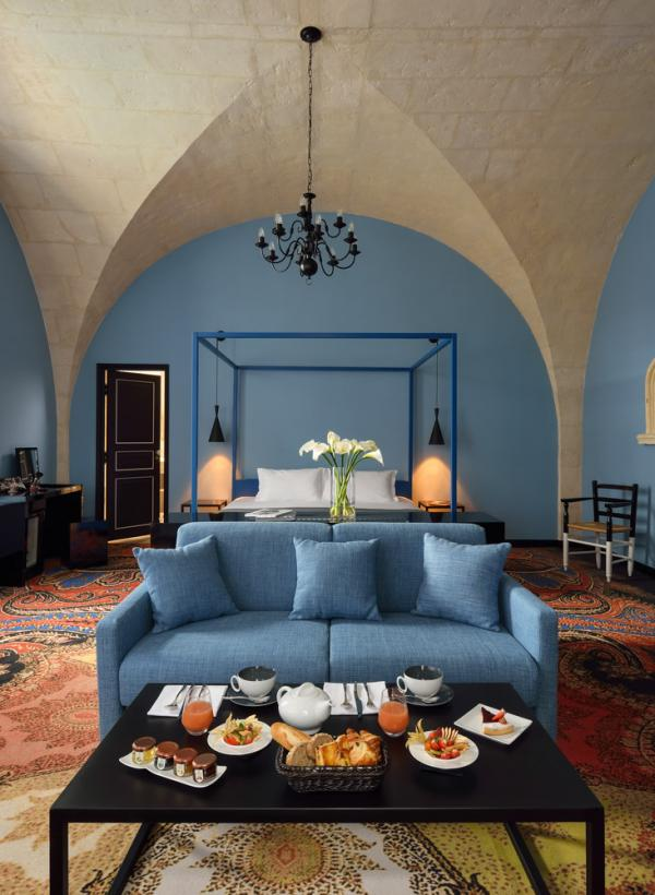 Hôtel & Spa Jules César Arles – MGallery - suite © DR