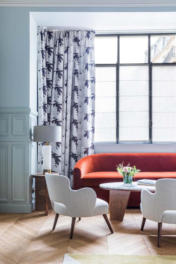 Hôtel Grand Powers – Blue Junior Suite © DR