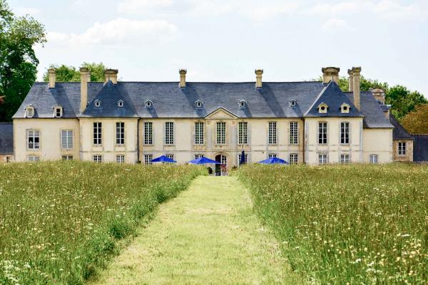Hôtel Château d'Audrieu | Le château © EL|YONDER.fr