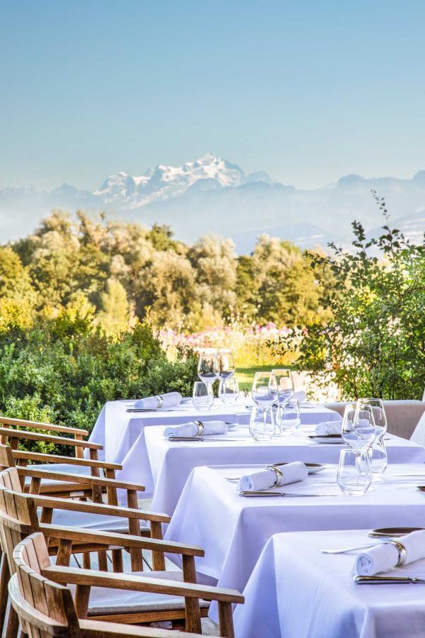 Jiva Hill Resort — Terrasse restaurant © Lenaka
