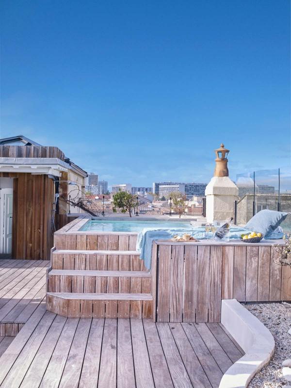 La Course Bordeaux — piscine © La Course