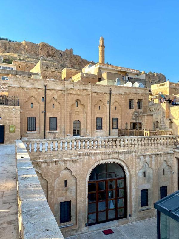 Le Mardius Tarihi Konak Hotel, notre 2e boutique hôtel de charme préféré à Mardin © Emmanuel Laveran