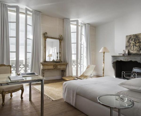 Un boutique-hôtel de 17chambres au chic moderne et charme rustique. © L'Hôtel Particulier