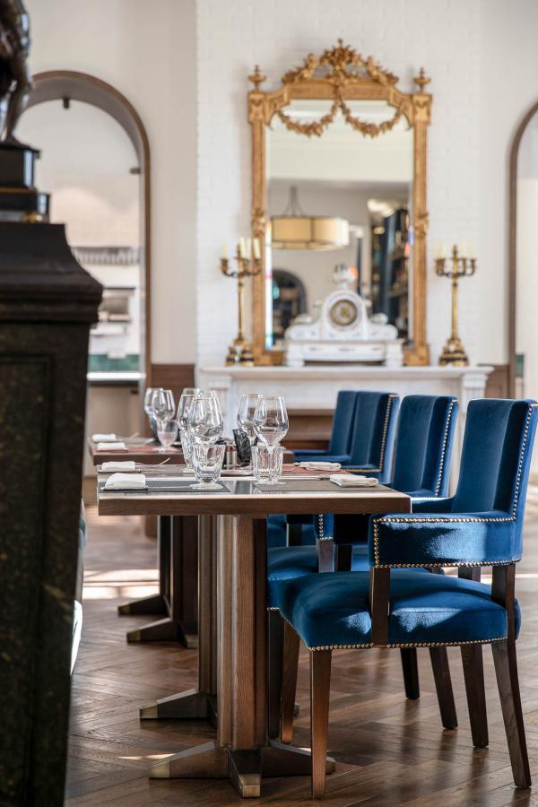 La Maison d'Estournel – Le restaurant © G. Gardette