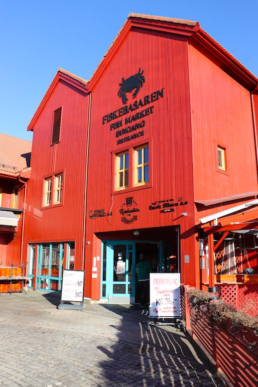 Le marché aux poissons de Kristiansand, Norvège - © Joëlle Bah-Dralou