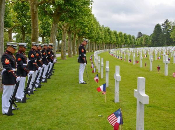 Memorial Day Belleau © J.L. Gwinner