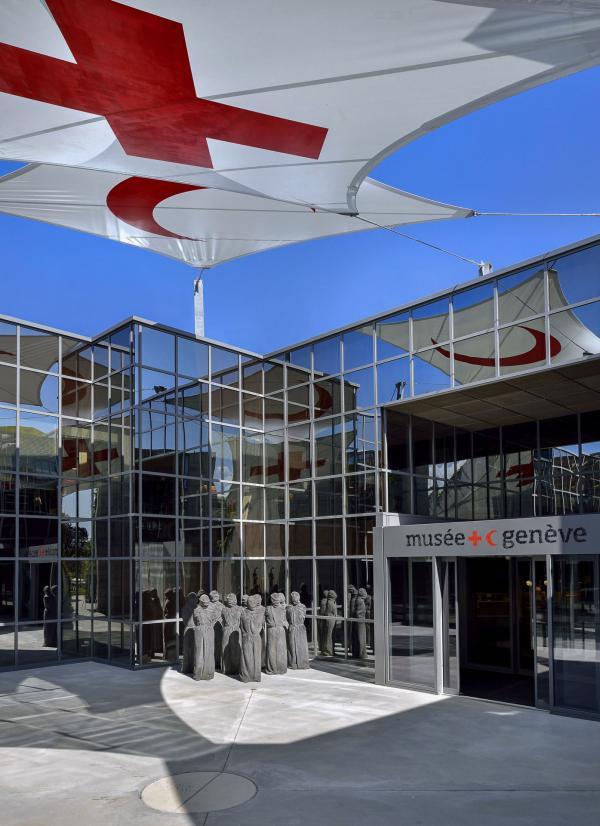 Musée international de la Croix-Rouge et du Croissant-Rouge © MICR – Alain Germond