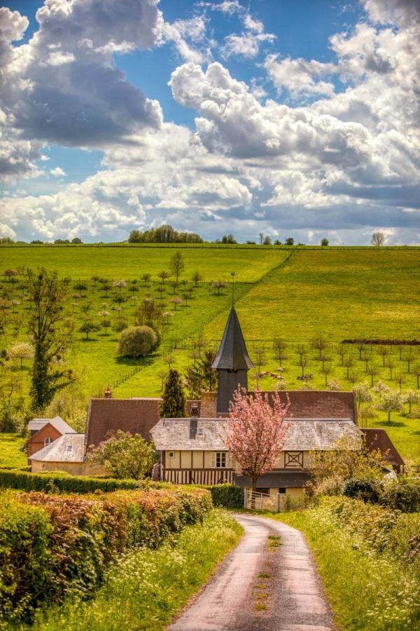 Pays d'Auge - Calvados © Vincent Rustuel