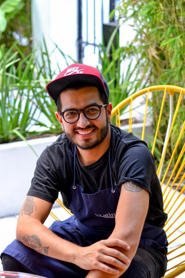 I Latina - Le chef Santiago Macias © Mélissa Leroux