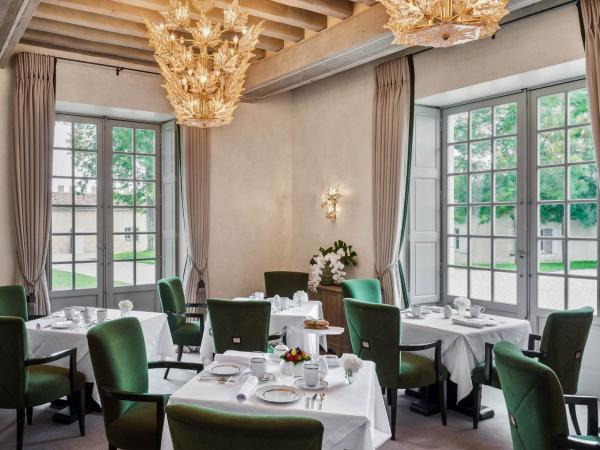 Château Lafaurie-Peyraguey —restaurant © AgiSimoes - RetoGuntli