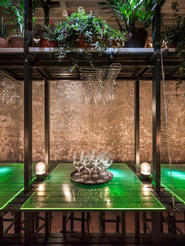 Tabouret Bar, Genève © Dylan Perrenoud